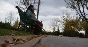 Sonbahar Sazova'da bir başka güzel