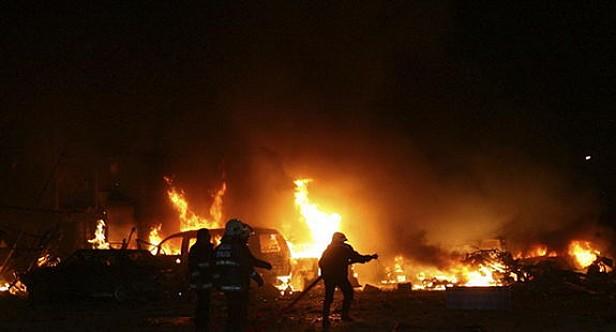 Afyon'daki patlama davası arapsaçına döndü
