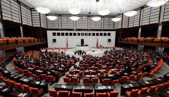 ANAYASA DEĞİŞİKLİK  TEKLİFİ KABUL EDİLDİ