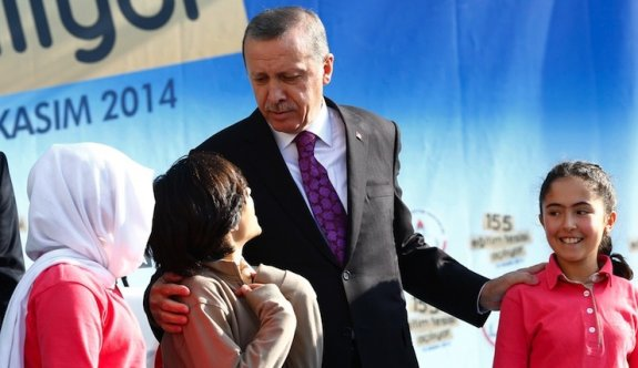 Cumhurbaşkanı ile yurt dışı gezisi ödülü