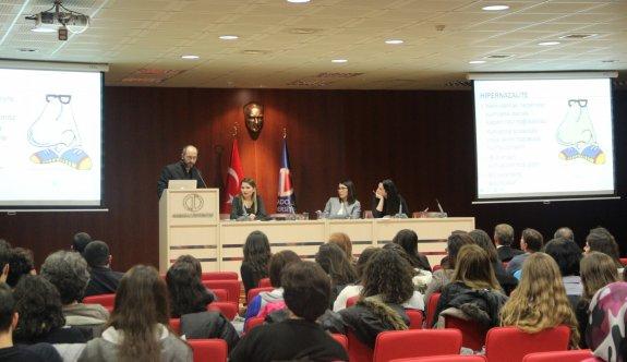 Dil ve konuşma bozuklukları semineri düzenlendi