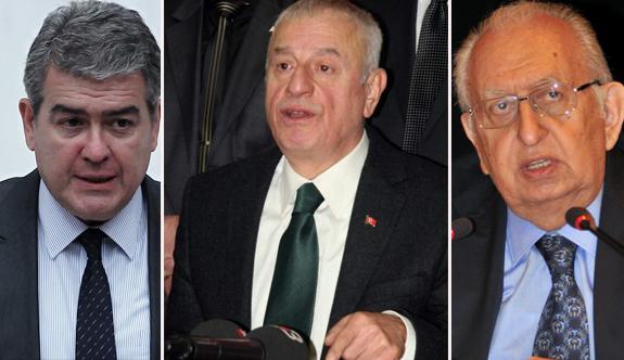 ESKİ VEKİLLERDEN 'HAYIR' BİLDİRGESİ