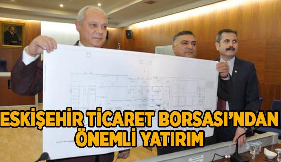 ESKİŞEHİR'E MODERN MEZBAHANE KURULUYOR