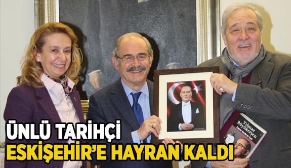 """""""ESKİŞEHİRLİLER ÇOK ŞANSLI"""""""