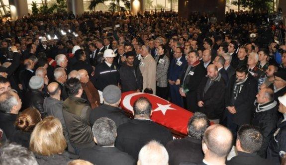 İzmir şehitleri toprağa verildi