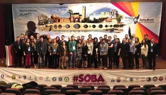 Sosyal Belediyeler Seyhan'da buluştu