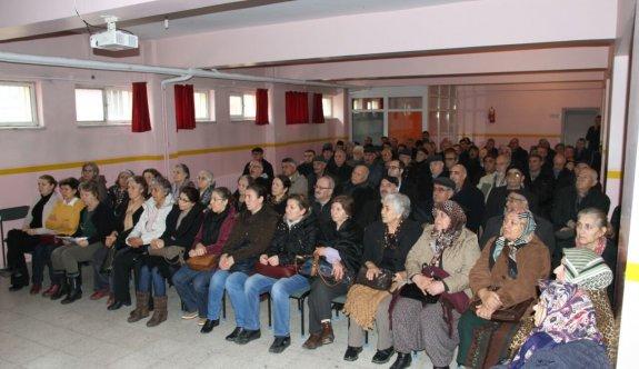 Sücaaddin Veli Kültür ve Turizm Derneği olağan genel kurul toplantısı yapıldı