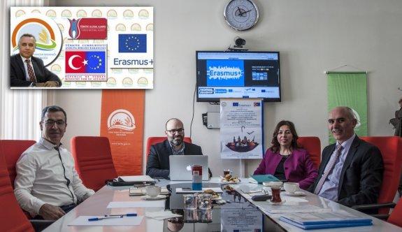 Avrupa Birliği Projesi uygulanmaya başlandı