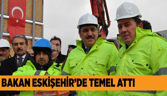 BAKAN, ESKİŞEHİR'DE 'İSTİKRAR' DEDİ