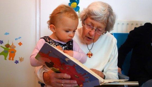 Büyükanne  maaşına hücum