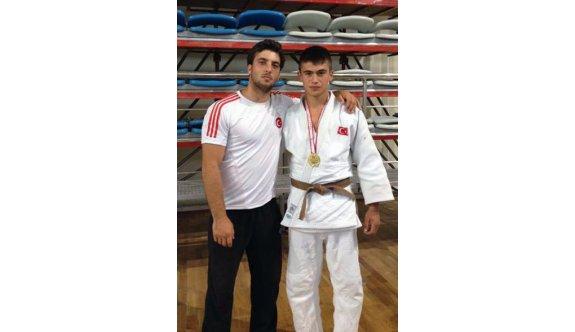Büyükşehir'in judocuları Milli Takım'da