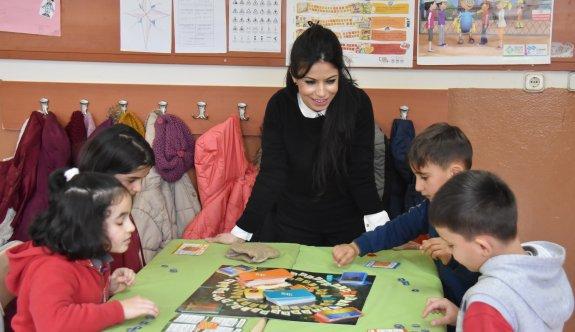 Çocuk Hakları Birimi Tekirdağ'da çocuklara haklarını öğretti