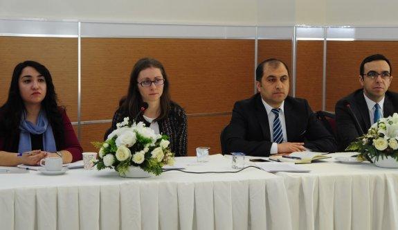 Erasmus Koordinasyon Toplantısı düzenlendi