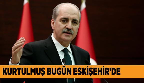 Eskişehir'de konferansa katılacak