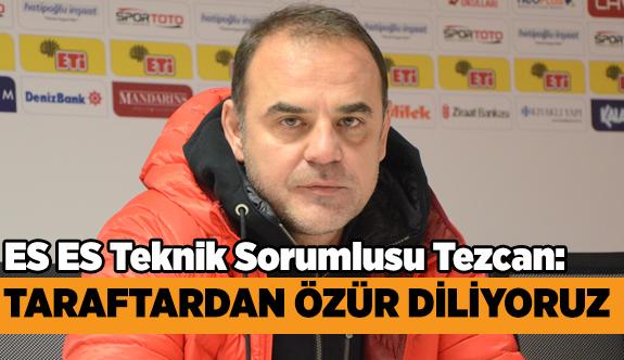 Eskişehirspor liderliği devretti