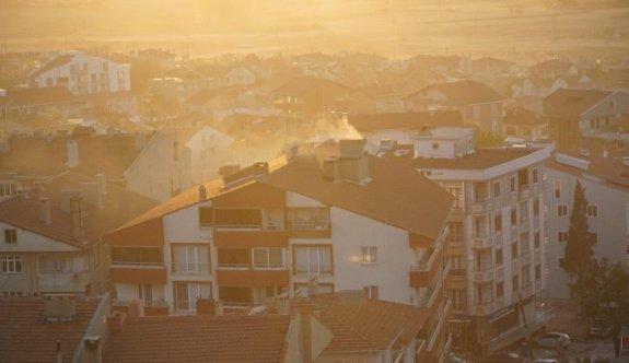 Havası en kirli 10 şehirden sekizi Türkiye'de