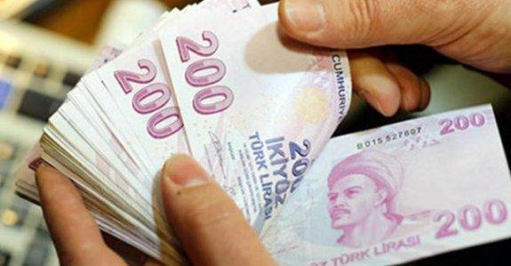 Hazine 2,4 milyar lira borçlandı