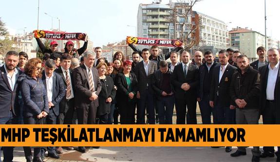 MHP'DE 2 MAHALLENİN TEMSİLCİLERİ ATANDI