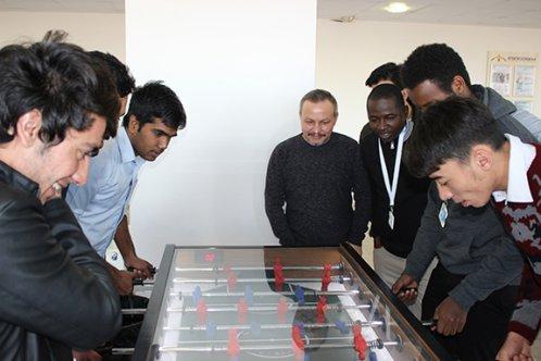 Yabancı öğrencilerin gözdesi Türkiye