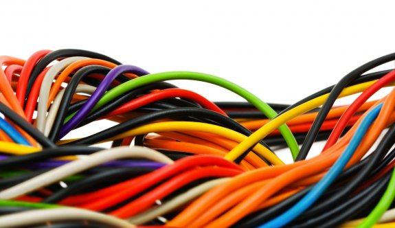100 bin lira değerindeki elektrik kablosunu çaldılar