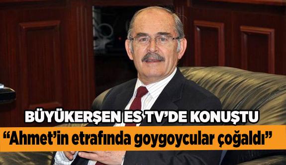 """""""AHMET FAZLA DUYARLI HALE GELDİ"""""""