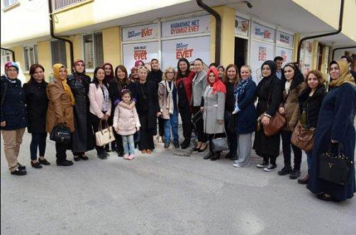 AK Kadınlar 18 Maddeyi Bahçelievler'de anlattılar