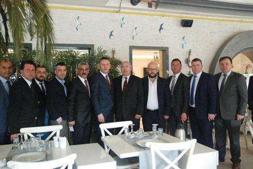 Anadolu Makam Şoförleri Derneği'nde genel kurul yapıldı