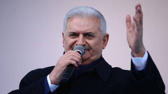 Başbakan Yıldırım'dan Kılıçdaroğlu'na teşekkür
