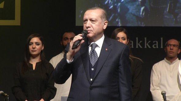 Erdoğan: 19 Mayıs Stadını yıkıyoruz