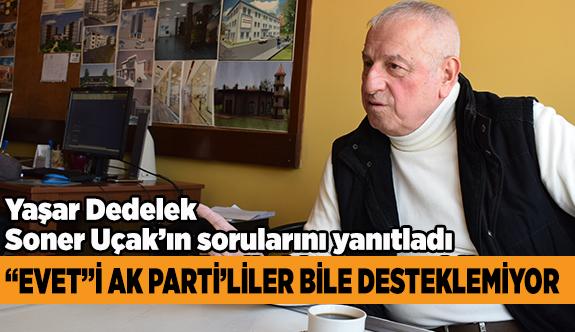 """""""HAYIR"""" ÇIKMASI HALİNDE MHP İLE AKP KOALİSYONA GİRERSE ŞAŞIRMAM"""