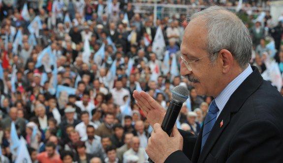 Kılıçdaroğlu Amasya'da vatandaşa sesleniyor