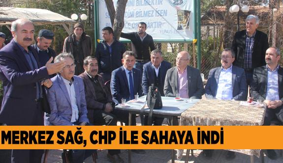 MESELE 'SAĞ- SOL' MESELESİ DEĞİL!