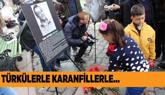 """O KALEMİNİ SATMADI"""