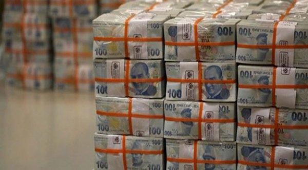 Örtülü harcama İki ayda 459 milyonu buldu