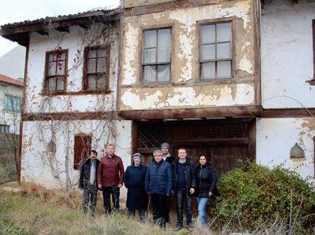 Sarıcakaya'ya müze kuruluyor