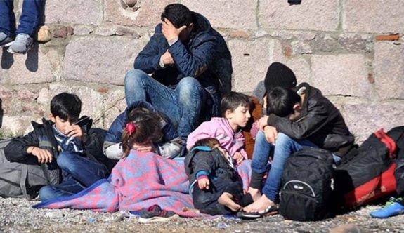 Türkiye'de 2 milyon 957 bin 454 Suriye'li göçmen bulunuyor