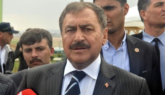"""Bakan Eroğlu: """"Esed'in bir an önce gitmesini arzu ediyoruz"""""""
