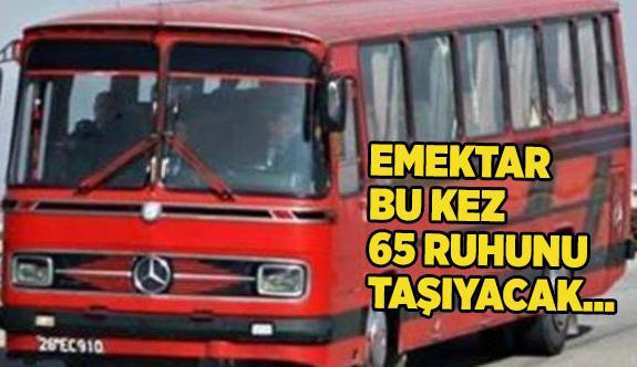 EMEKTAR EFSANELERİ TAŞIYACAK