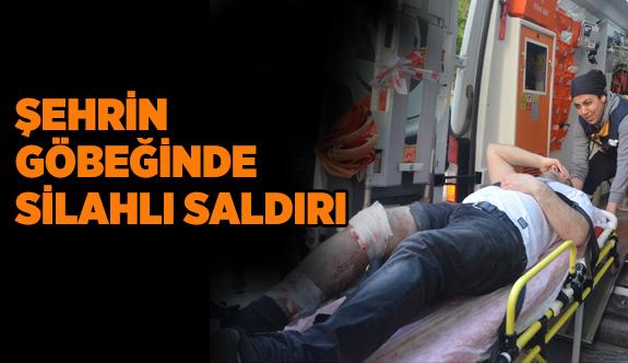 ESKİŞEHİR'DE SİLAHLI SALDIRI