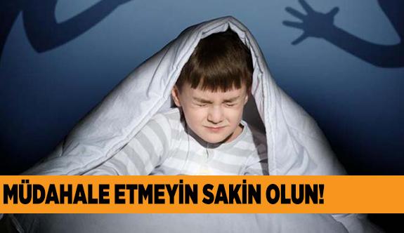 GECE TERÖRÜNE DİKKAT
