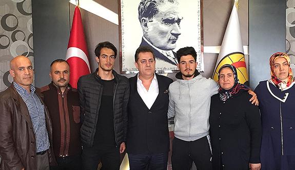 Eskişehirspor'a taze kan
