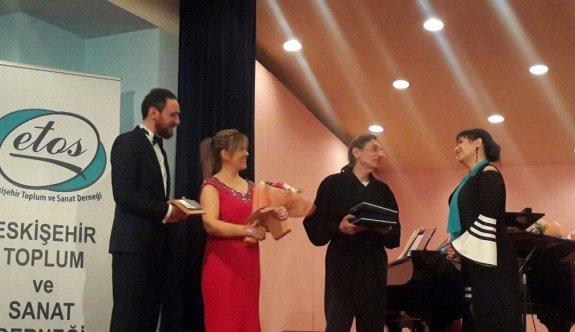 ETOS'dan ''Türk Musikisi Konseri''