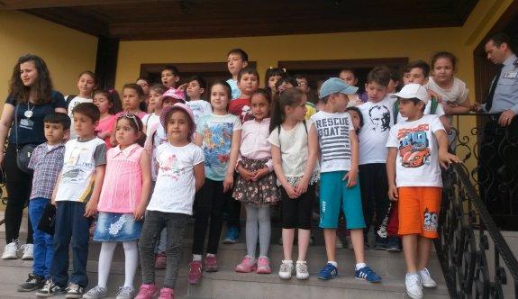 OMEK kursiyerleri Kurtuluş Müzesi'nde