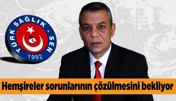 Türkiye'de 100 bin kişiye 261 hemşire düşüyor