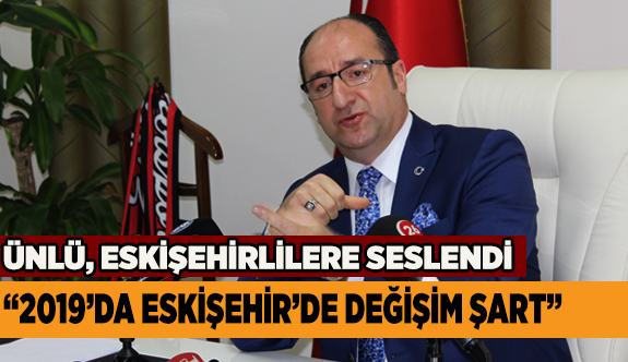 Ünlü'den, CHP'li belediyelere yaylım ateşi
