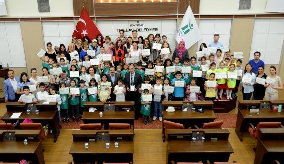 Çevre Çocuk Meclisi Tepebaşı'nda toplandı