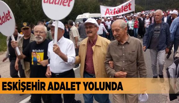 ESKİŞEHİR ADALET YOLUNDA