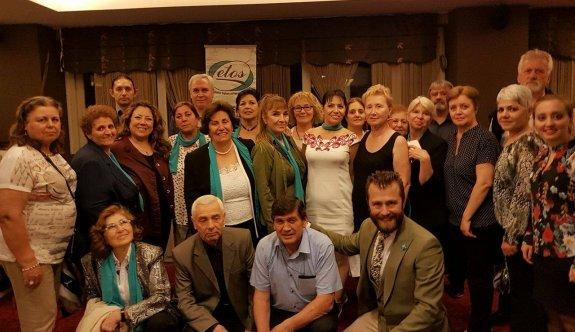 ETOS'dan sanatçılara ve sanatseverlere iftar