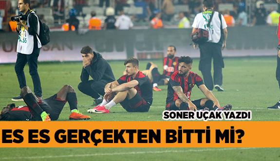 Samimi olarak bu soruyu cevaplayalım Eskişehirspor gerçekten bitti mi?