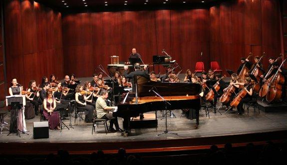 Senfoni Orkestrası sezonu Mevlana Konseri ile kapattı